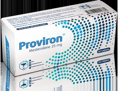 Prostatitis provirons